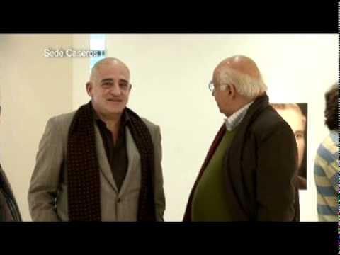 Presentación de Anibal Jozami de la muestra «Esteban Lisa. Abstracción, mundo y significado», en el Museo Universidad Tres de Febrero