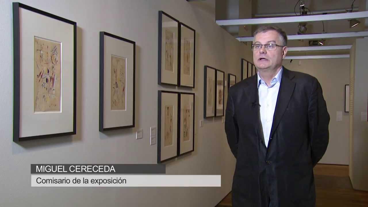 Esteban Lisa en la Biblioteca Nacional de España