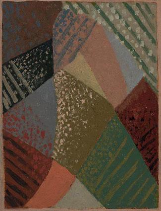 Composición, óleo sobre cartón, 30x23cm, c.1939-1940