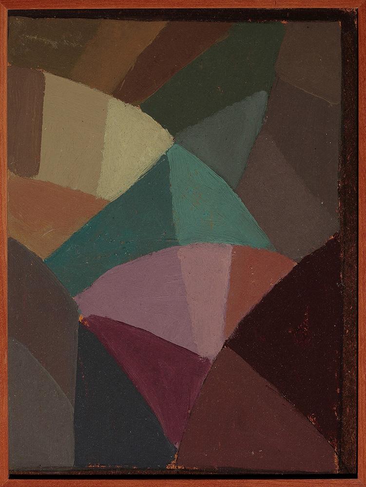 Óleo sobre cartón, 30×22,8cm, c.1935-1940