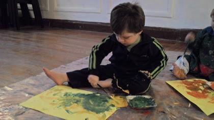 Tallercito integral para chicos de 2 años
