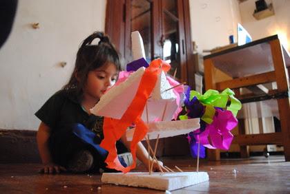 Tallercito integral de arte para chicos de 3 a 5 años