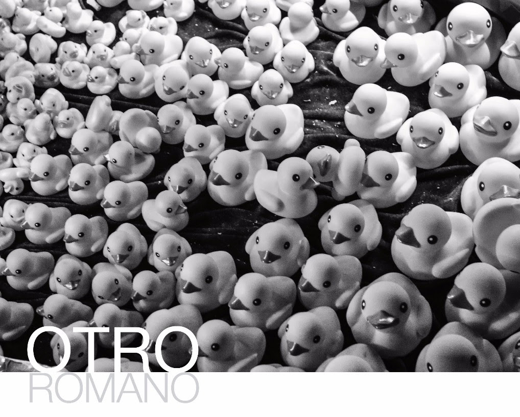 Otro Romano. Inaugura el 3 de mayo